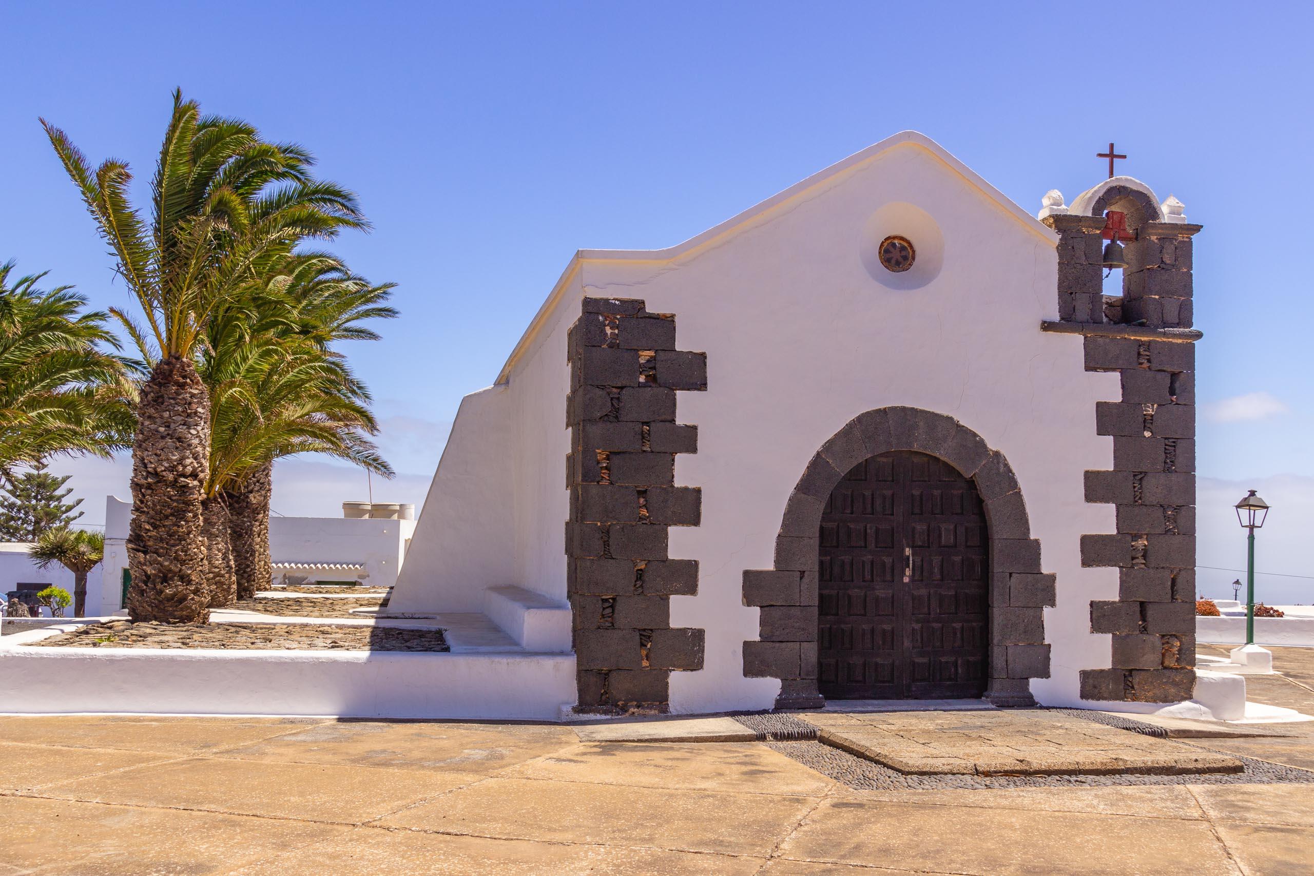 2016 09 Lanzarote TeseguiteTheChurch 001
