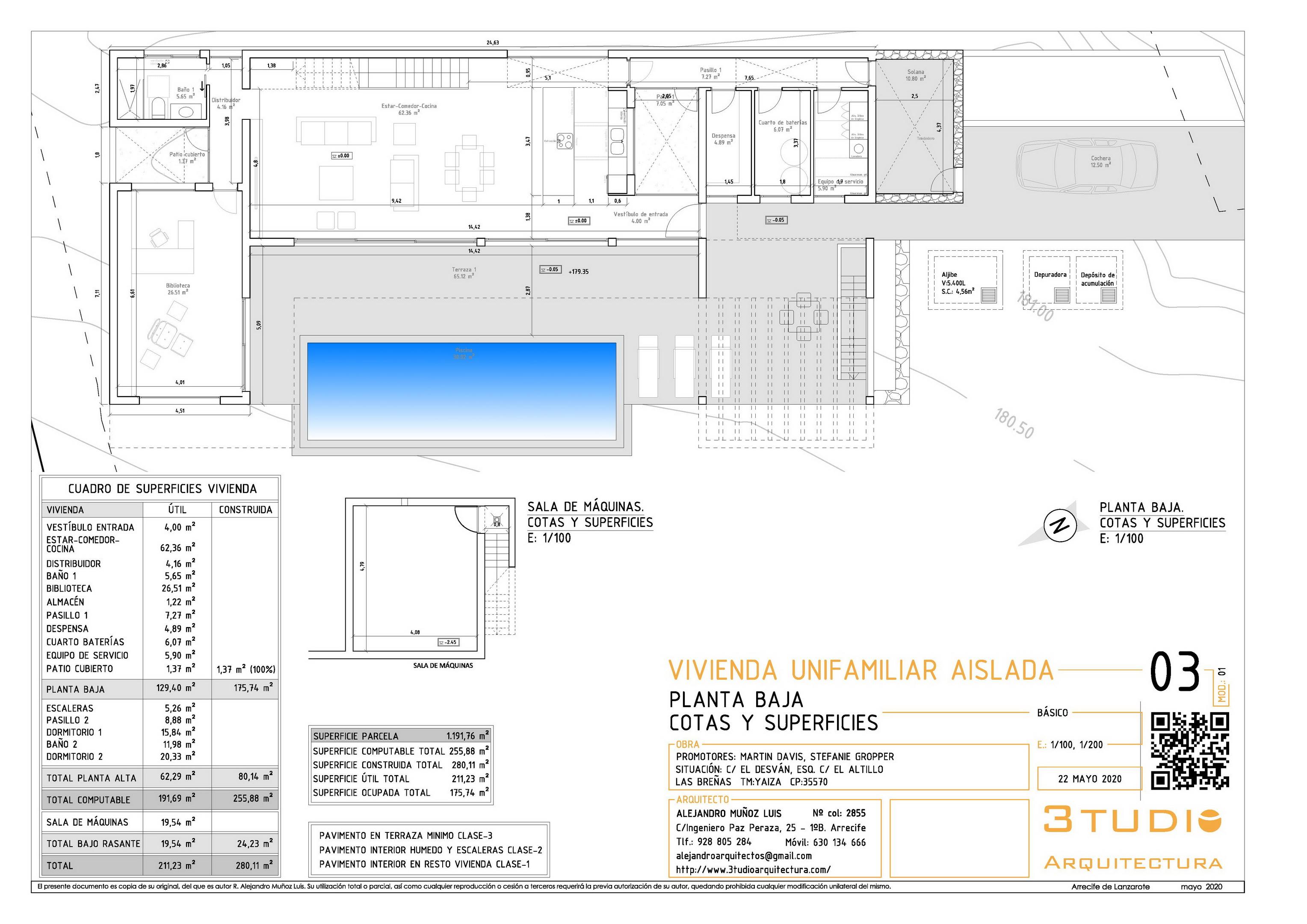 Plans AM 2005 3 03