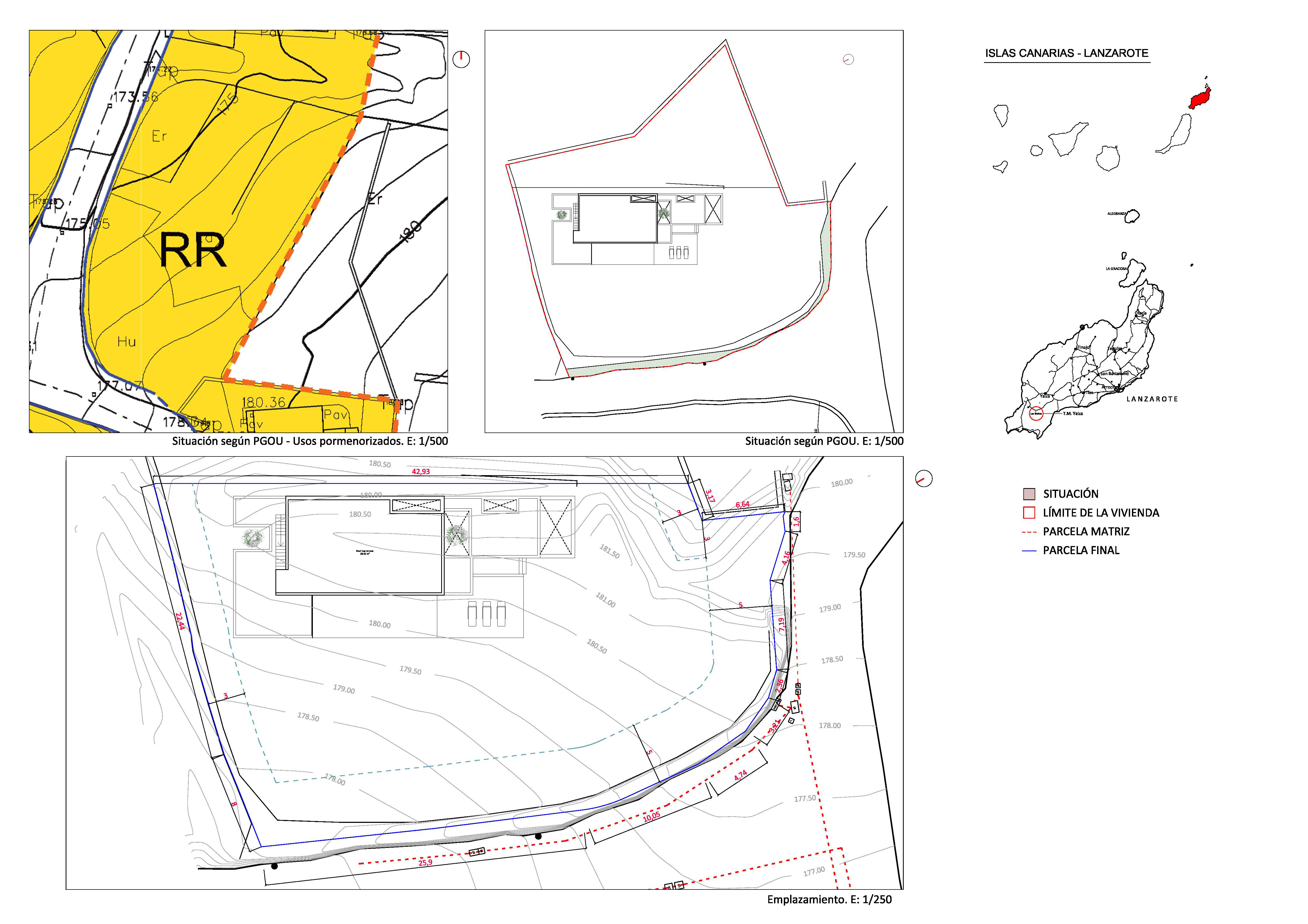 Plans EA 1909 1 general