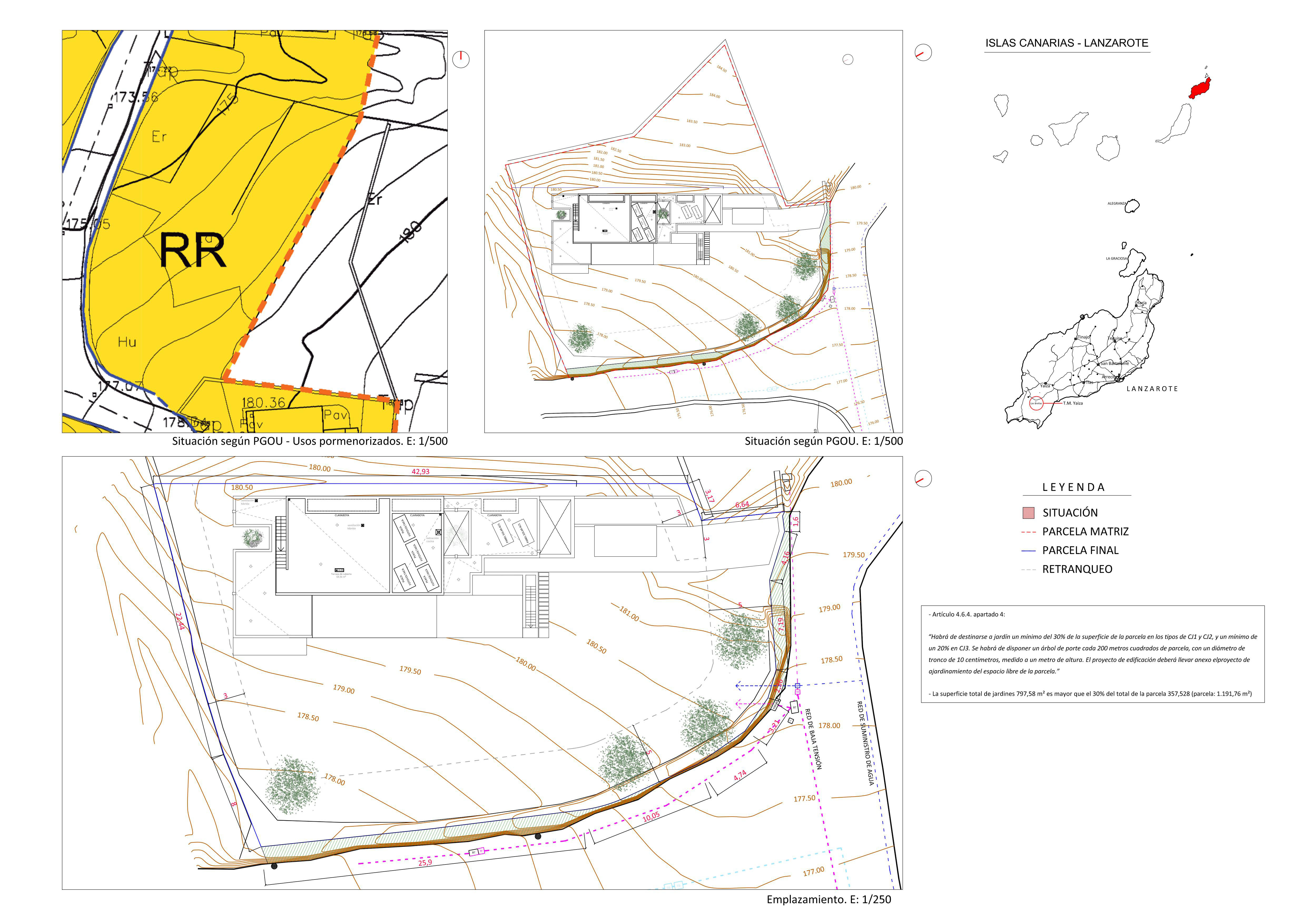 Plans EA 1910 1 Situación
