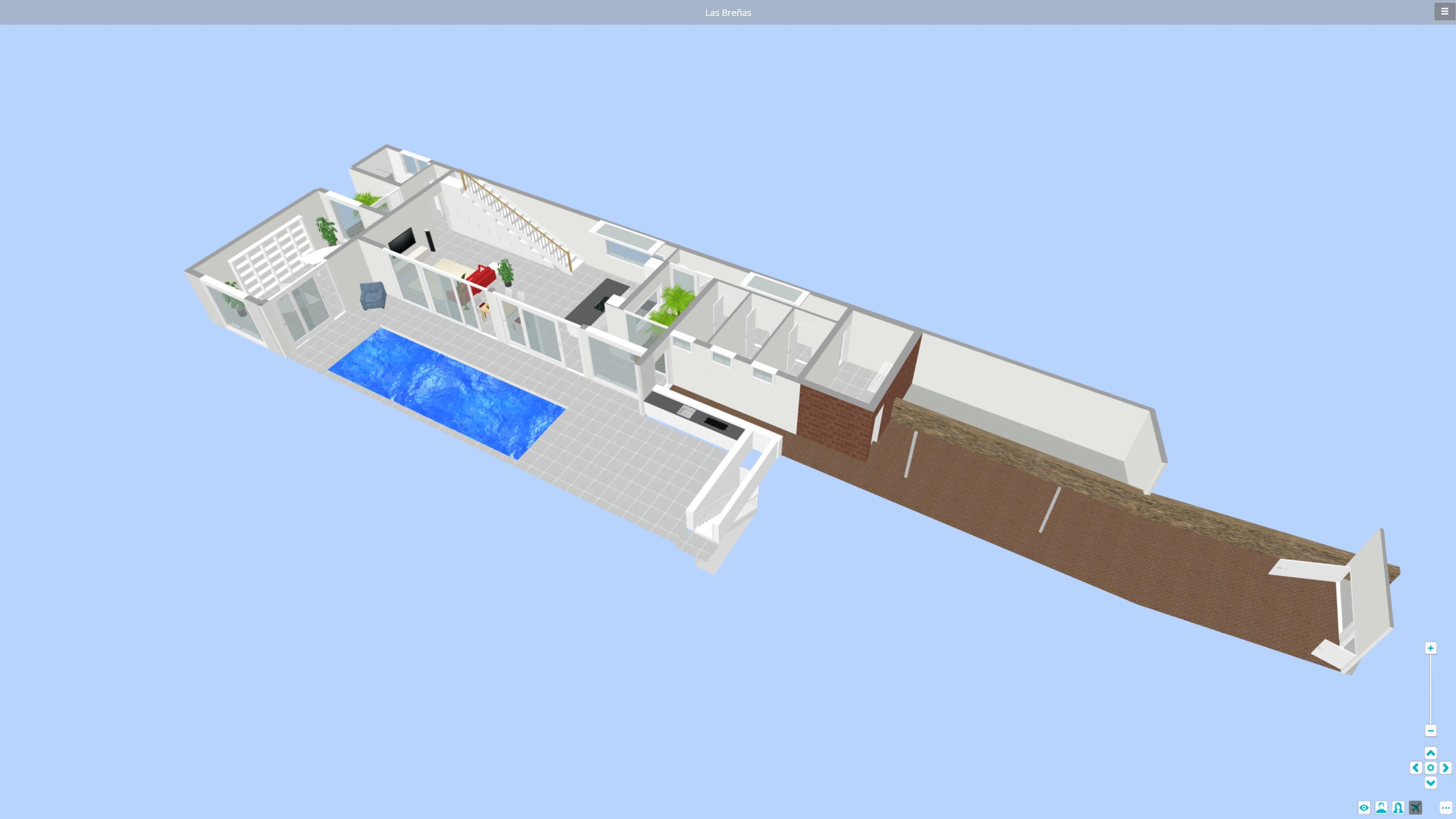 RoomsketcherLive3D 0 Floor 001