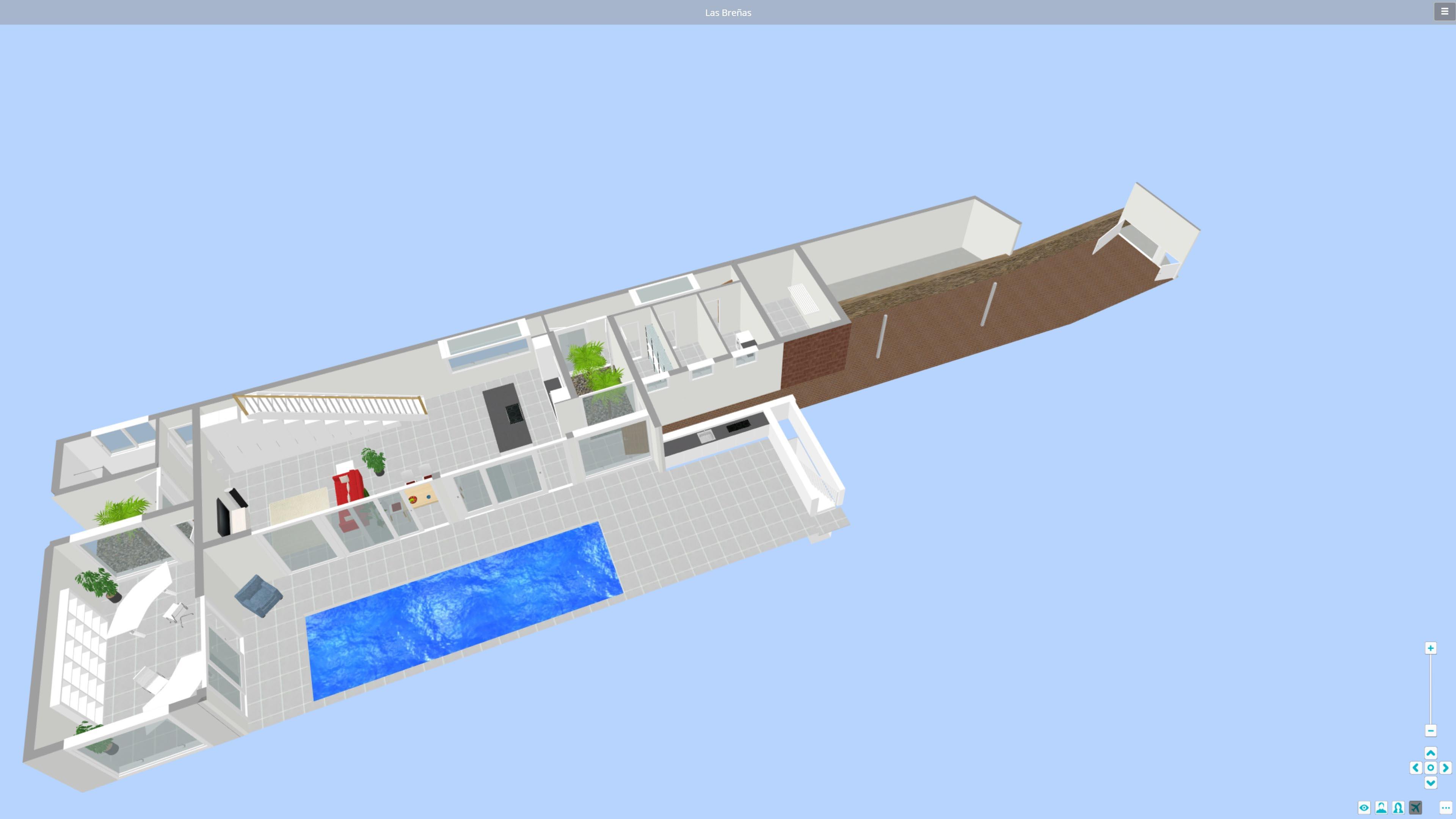 RoomsketcherLive3D 0 Floor 003