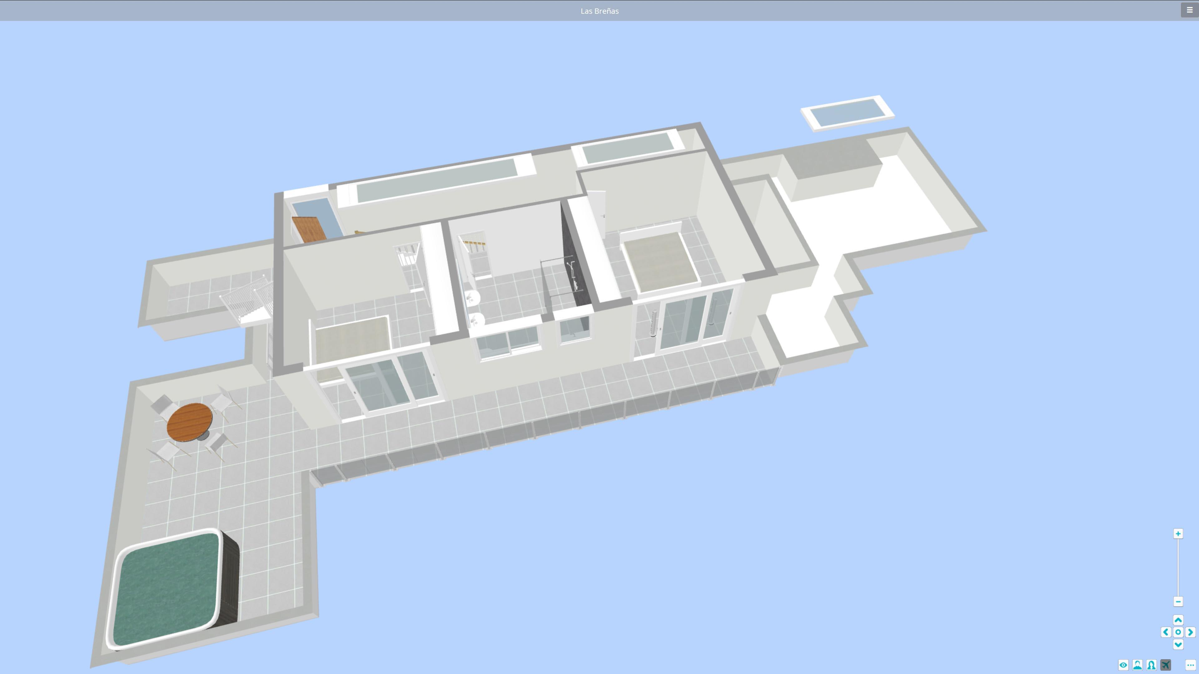 RoomsketcherLive3D 1 Floor 002
