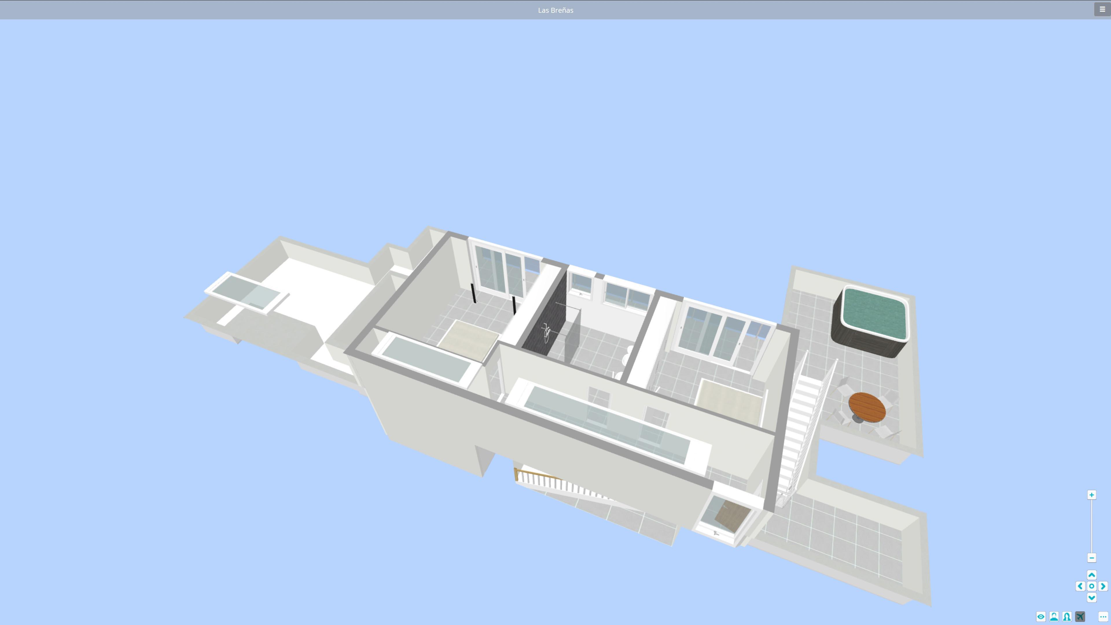 RoomsketcherLive3D 1 Floor 003