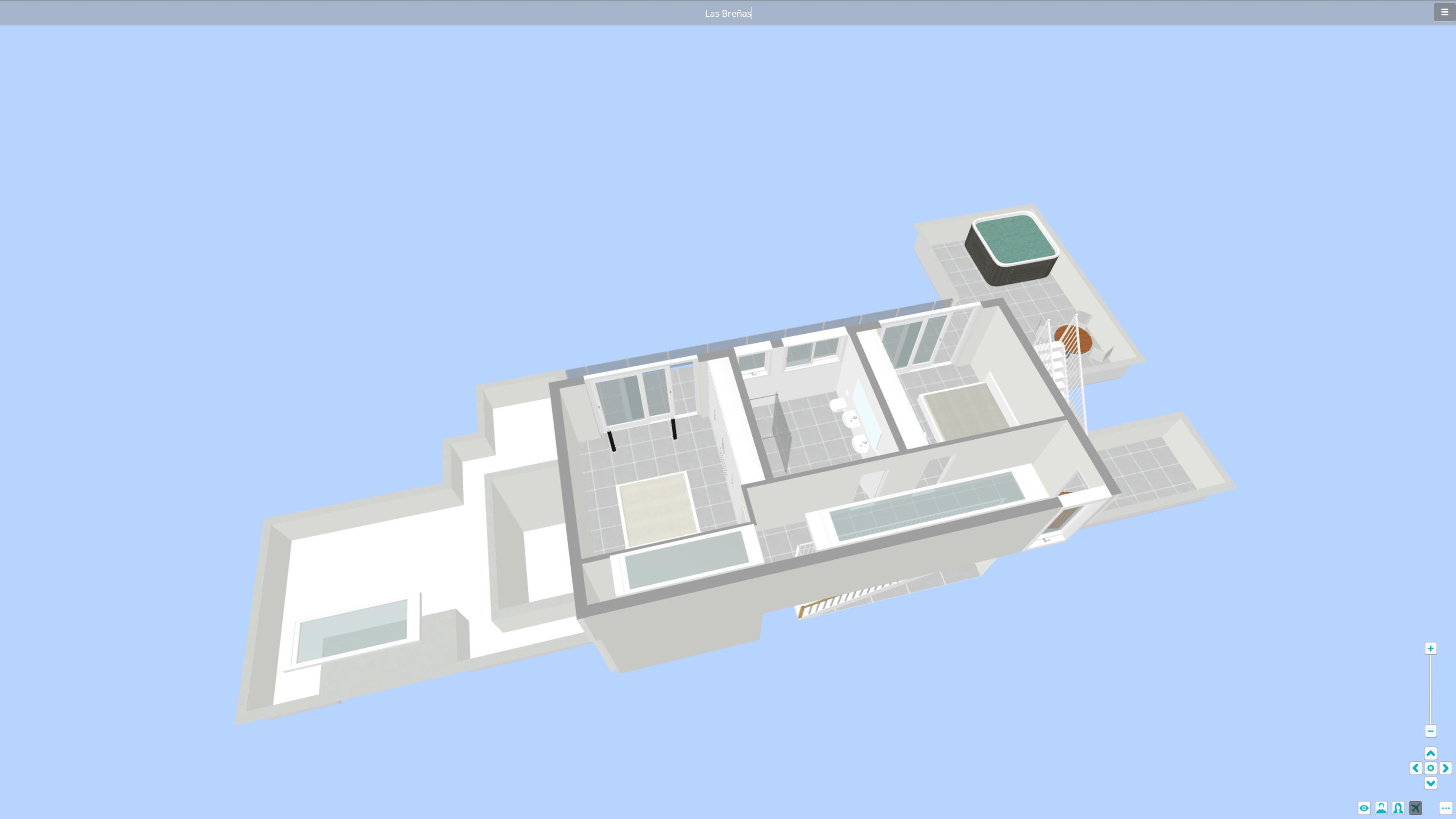 RoomsketcherLive3D 1 Floor 004