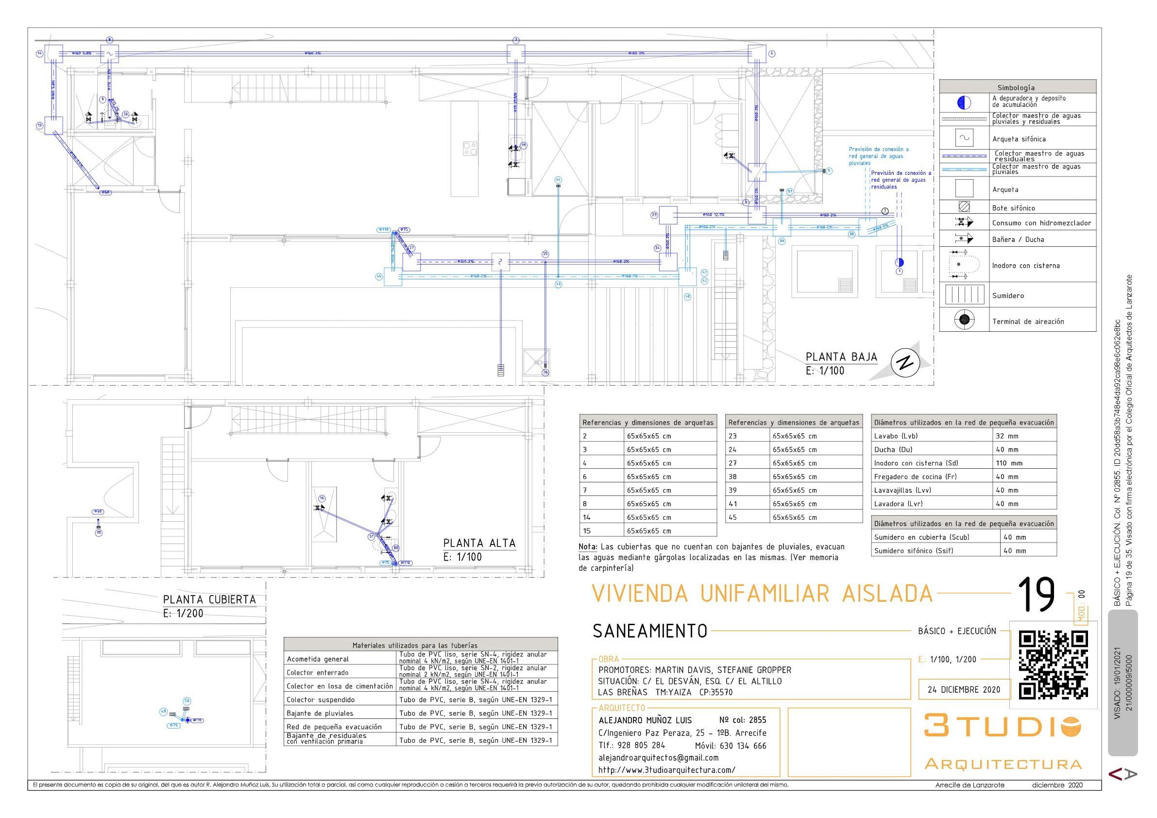 Plans AM 2101 19