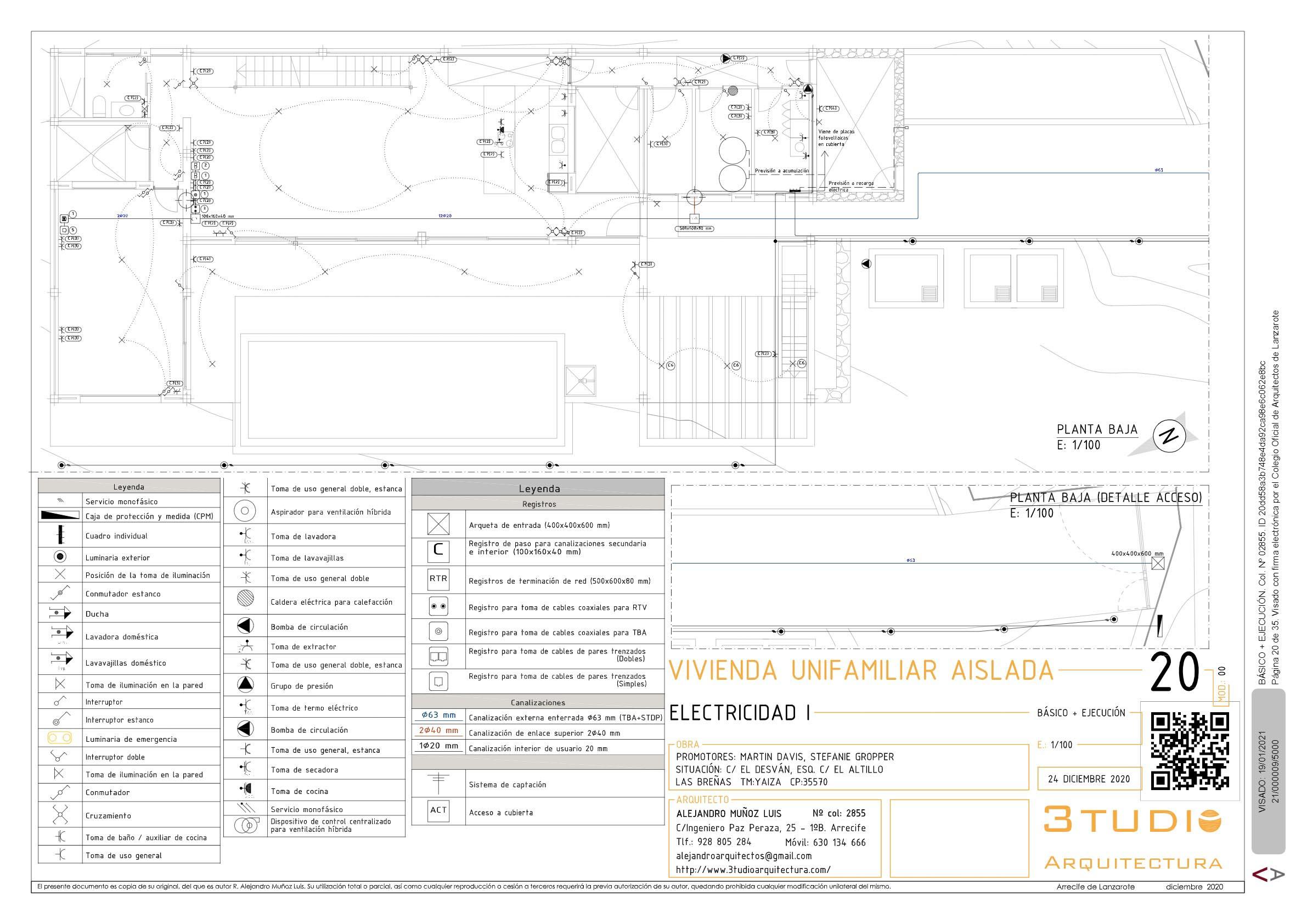Plans AM 2101 20