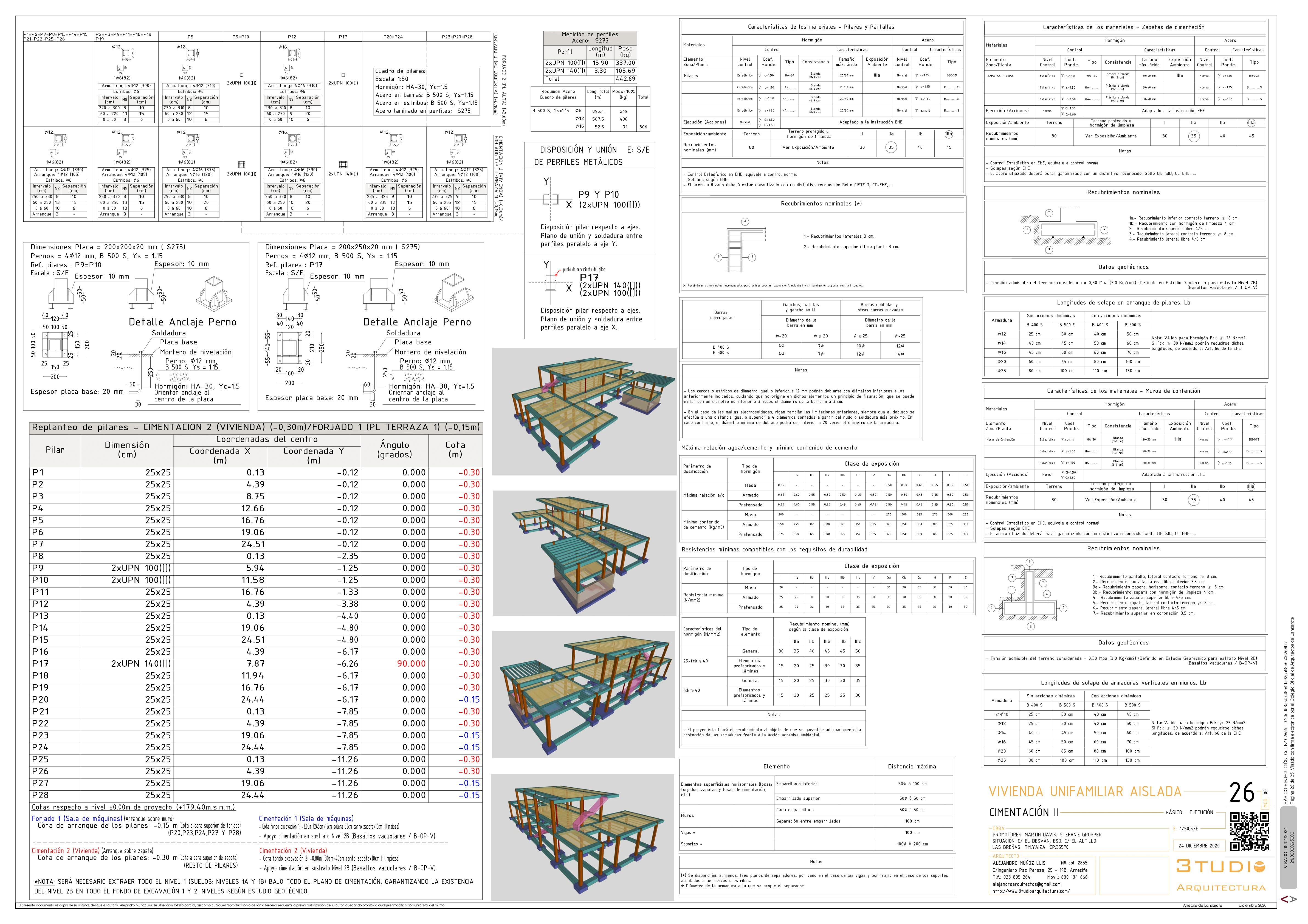 Plans AM 2101 26